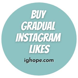 Buy Gradual Instagram Likes