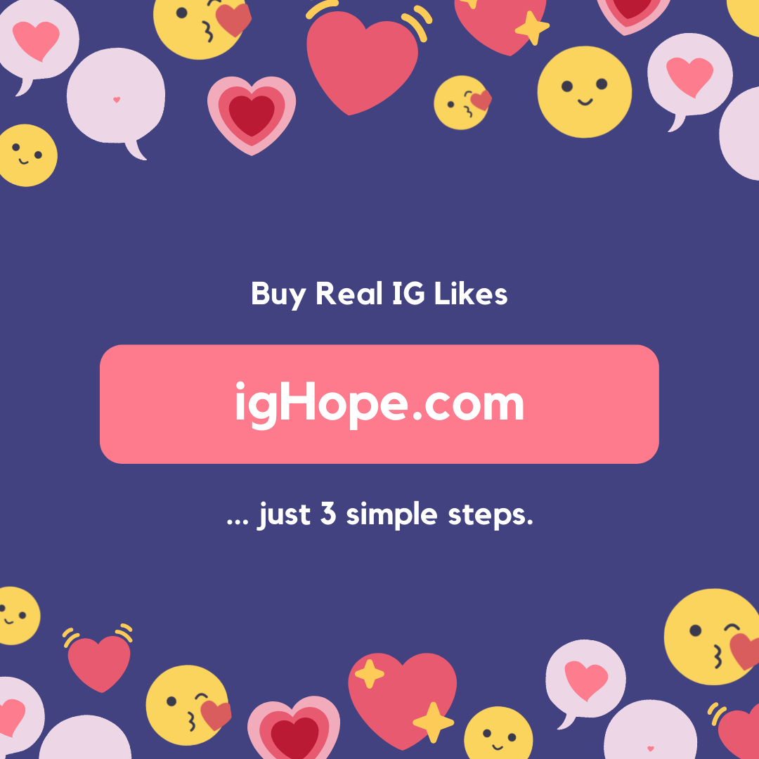 Buy Real IG Likes
